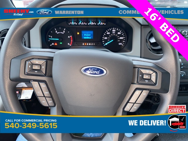2021 Ford F-750 Regular Cab DRW 4x2, PJ's Landscape Dump #YF05487 - photo 13