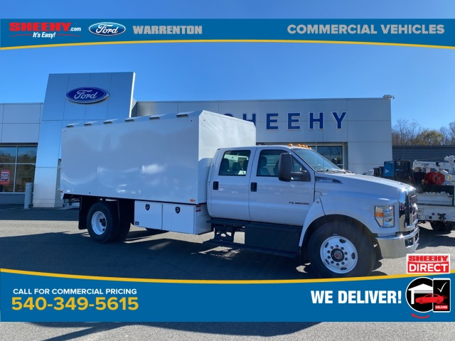 2021 Ford F-750 Crew Cab DRW 4x2, PJ's Chipper Body #YF05493 - photo 1