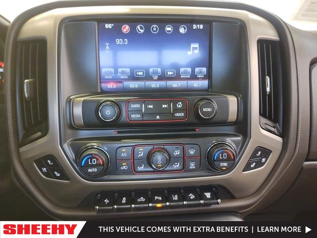 2016 GMC Sierra 2500 Crew Cab 4x4, Pickup #YF05493B - photo 19