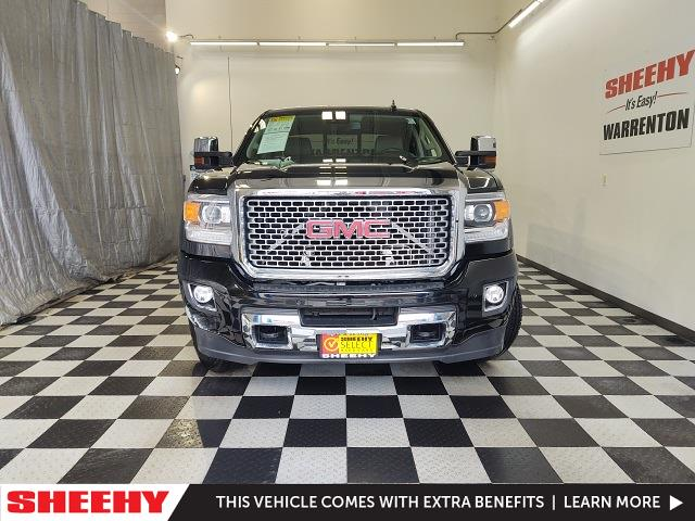 2016 GMC Sierra 2500 Crew Cab 4x4, Pickup #YF05493B - photo 2