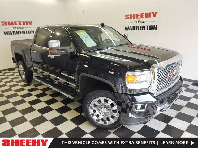 2016 GMC Sierra 2500 Crew Cab 4x4, Pickup #YF05493B - photo 4