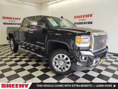 2016 GMC Sierra 2500 Crew Cab 4x4, Pickup #YF05493B - photo 3