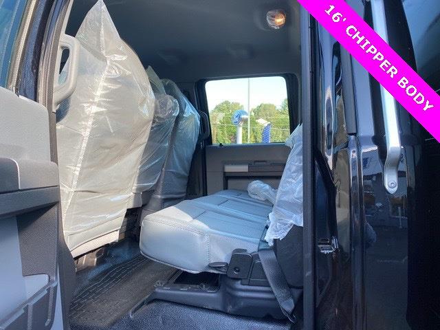 2021 F-750 Crew Cab DRW 4x2,  PJ's Truck Bodies Chipper Body #YF05496 - photo 11