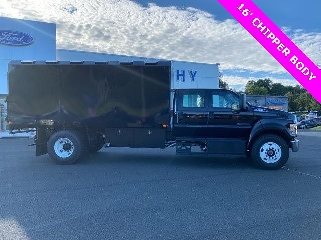 2021 F-750 Crew Cab DRW 4x2,  PJ's Truck Bodies Chipper Body #YF05496 - photo 6