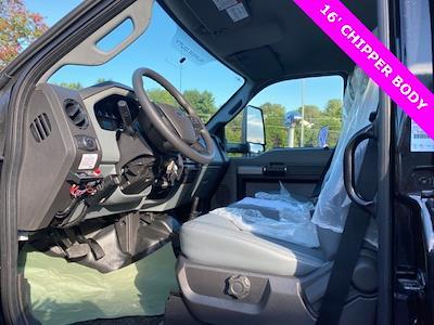 2021 F-750 Crew Cab DRW 4x2,  PJ's Truck Bodies Chipper Body #YF05496 - photo 12