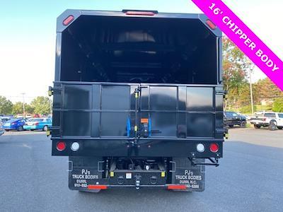 2021 F-750 Crew Cab DRW 4x2,  PJ's Truck Bodies Chipper Body #YF05496 - photo 2