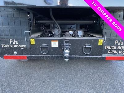 2021 F-750 Crew Cab DRW 4x2,  PJ's Truck Bodies Chipper Body #YF05496 - photo 9