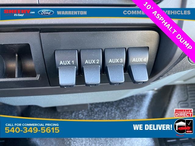 2021 Ford F-750 Regular Cab DRW 4x2, Godwin 300T Dump Body #YF06799 - photo 12