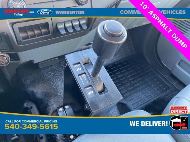 2021 Ford F-750 Regular Cab DRW 4x2, Godwin 300T Dump Body #YF06799 - photo 13