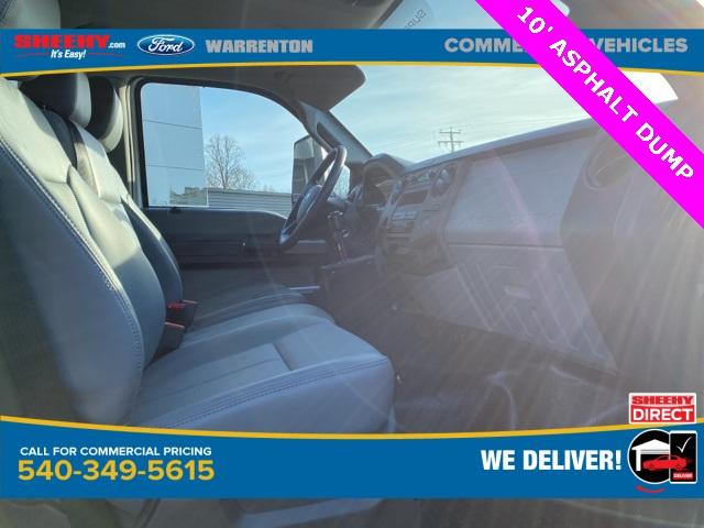 2021 Ford F-750 Regular Cab DRW 4x2, Godwin 300T Dump Body #YF06799 - photo 5
