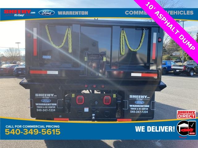 2021 Ford F-750 Regular Cab DRW 4x2, Godwin 300T Dump Body #YF06799 - photo 2