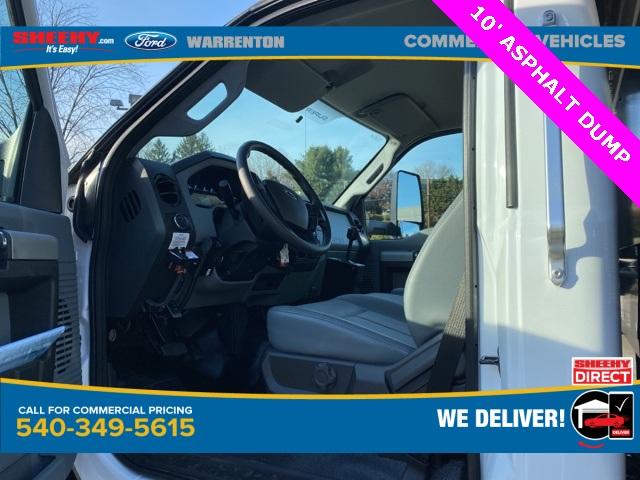 2021 Ford F-750 Regular Cab DRW 4x2, Godwin 300T Dump Body #YF06799 - photo 8