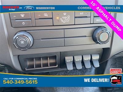 2021 Ford F-750 Regular Cab DRW 4x2, Godwin 300T Dump Body #YF06799 - photo 10