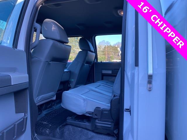 2021 Ford F-750 Crew Cab DRW 4x2, PJ's Chipper Body #YF07688 - photo 11