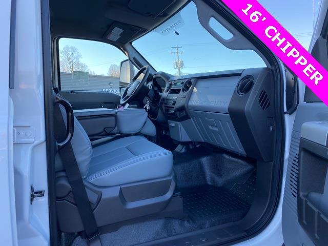 2021 Ford F-750 Crew Cab DRW 4x2, PJ's Chipper Body #YF07688 - photo 6