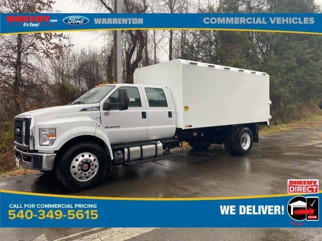 2021 Ford F-750 Crew Cab DRW 4x2, PJ's Chipper Body #YF07689 - photo 1