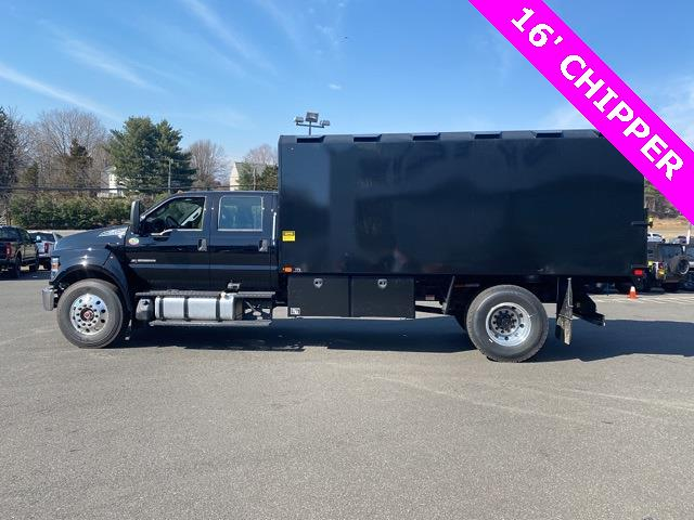 2021 Ford F-750 Crew Cab DRW 4x2, PJ's Chipper Body #YF07692 - photo 9