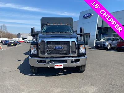 2021 Ford F-750 Crew Cab DRW 4x2, PJ's Chipper Body #YF07692 - photo 4