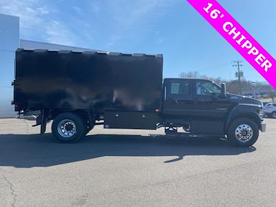 2021 Ford F-750 Crew Cab DRW 4x2, PJ's Chipper Body #YF07692 - photo 5