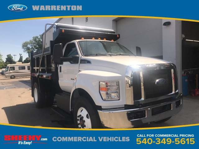 2019 F-650 Regular Cab DRW 4x2,  Godwin 300T Dump Body #YF07711 - photo 1