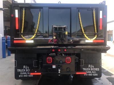 2019 F-650 Regular Cab DRW 4x2,  Godwin 300T Dump Body #YF07711 - photo 2