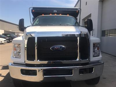 2019 F-650 Regular Cab DRW 4x2,  Godwin 300T Dump Body #YF07711 - photo 4