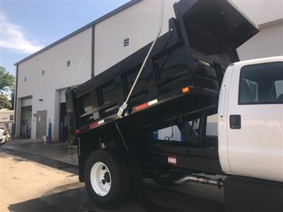 2019 F-650 Regular Cab DRW 4x2,  Godwin 300T Dump Body #YF07711 - photo 10