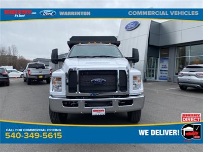 2021 Ford F-750 Crew Cab DRW 4x2, PJ's Chipper Body #YF07926 - photo 3