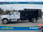 2021 Ford F-750 Crew Cab DRW 4x2, PJ's Chipper Body #YF07926 - photo 8