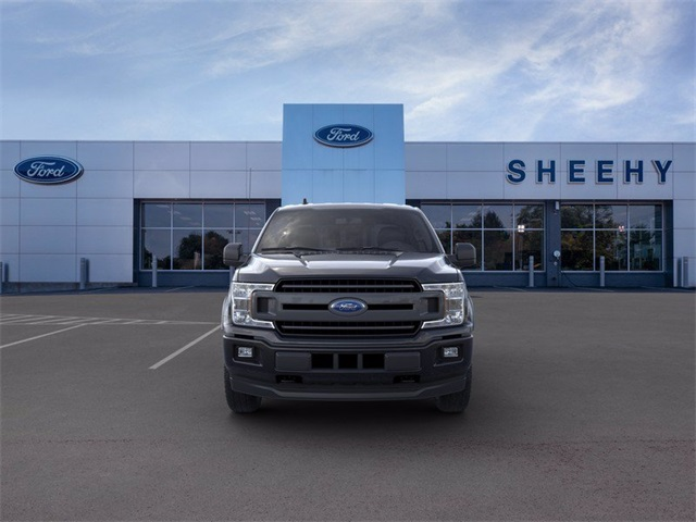 2020 Ford F-150 SuperCrew Cab 4x4, Pickup #YF07933 - photo 3