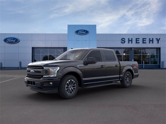 2020 Ford F-150 SuperCrew Cab 4x4, Pickup #YF07933 - photo 4