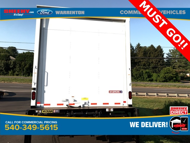 2019 F-650 Regular Cab DRW 4x2, Morgan Gold Star Dry Freight #YF08402 - photo 2