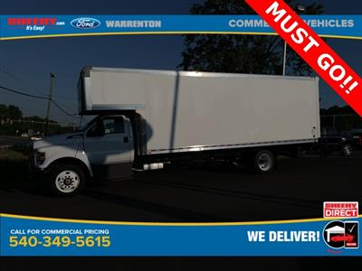 2019 F-650 Regular Cab DRW 4x2,  Morgan Gold Star Dry Freight #YF08402 - photo 3