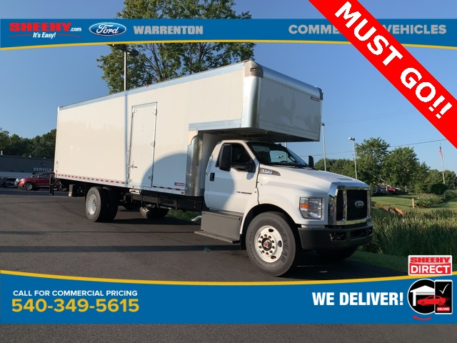 2019 F-750 Regular Cab DRW 4x2, Morgan Dry Freight #YF08407 - photo 1
