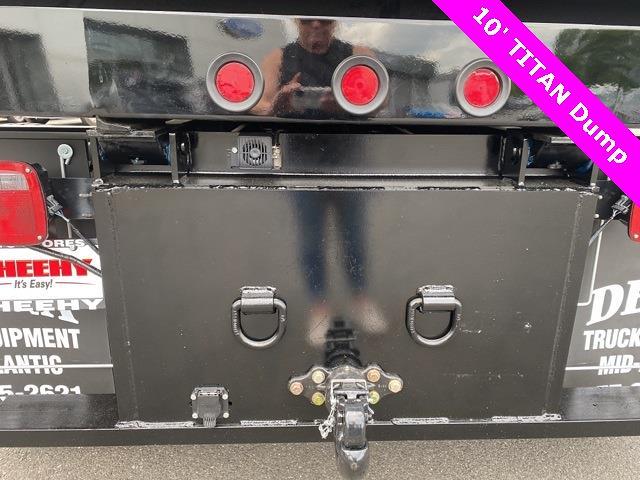 2021 F-750 Super Cab DRW 4x2,  Rugby Titan Dump Body #YF08505 - photo 8