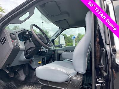 2021 Ford F-750 Super Cab DRW 4x2, Rugby Titan Dump Body #YF08505 - photo 10