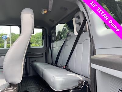 2021 Ford F-750 Super Cab DRW 4x2, Rugby Titan Dump Body #YF08505 - photo 11