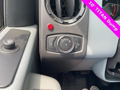 2021 Ford F-750 Super Cab DRW 4x2, Rugby Titan Dump Body #YF08505 - photo 17