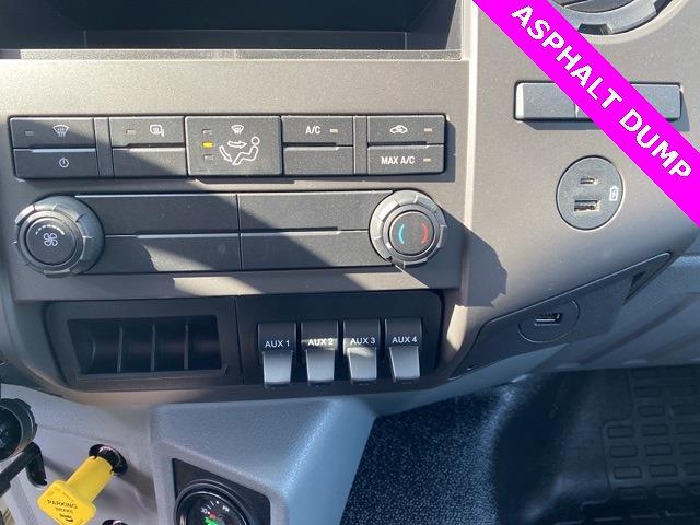 2021 Ford F-750 Regular Cab DRW 4x2, Godwin 300T Dump Body #YF08521 - photo 11