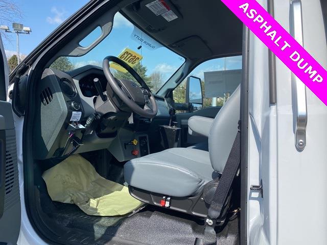 2021 Ford F-750 Regular Cab DRW 4x2, Godwin 300T Dump Body #YF08521 - photo 9