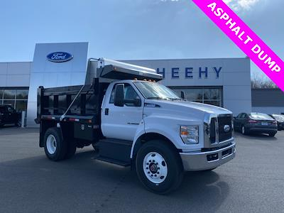 2021 Ford F-750 Regular Cab DRW 4x2, Godwin 300T Dump Body #YF08521 - photo 1