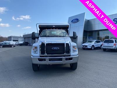 2021 Ford F-750 Regular Cab DRW 4x2, Godwin 300T Dump Body #YF08521 - photo 4