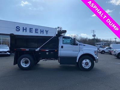 2021 Ford F-750 Regular Cab DRW 4x2, Godwin 300T Dump Body #YF08521 - photo 5
