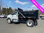 2021 Ford F-750 Regular Cab DRW 4x2, Godwin 300T Dump Body #YF08521 - photo 8