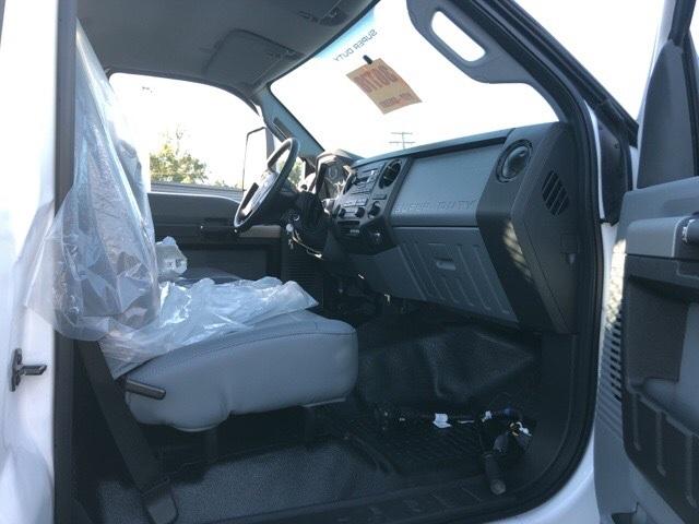 2019 F-650 Regular Cab DRW 4x2,  PJ's Platform Body #YF11290 - photo 8