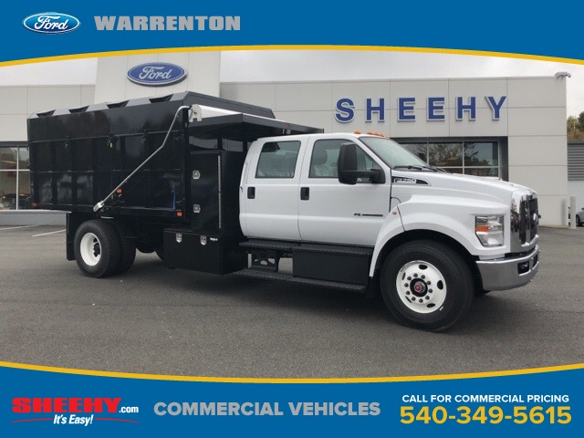 2019 F-750 Crew Cab DRW 4x2, PJ's Chipper Body #YF13565 - photo 1