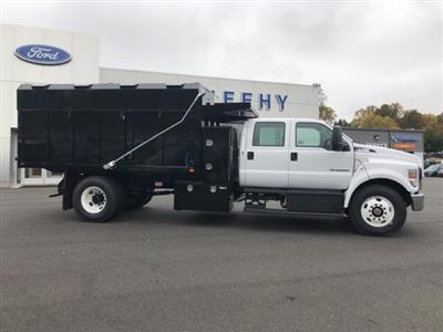 2019 F-750 Crew Cab DRW 4x2, PJ's Chipper Body #YF13565 - photo 4