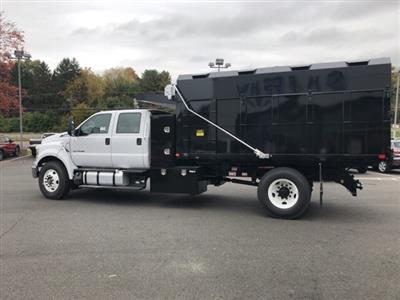 2019 F-750 Crew Cab DRW 4x2, PJ's Chipper Body #YF13565 - photo 9