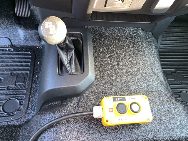 2019 F-550 Super Cab DRW 4x4,  Rugby Landscape Dump #YF24745 - photo 13