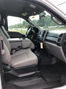 2019 F-550 Super Cab DRW 4x4, High Roof Enclosed Service Body  #YF24765 - photo 6
